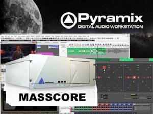 Picture of PYRAMIX - Software Pack 64 bit - MASSCORE STANDARD