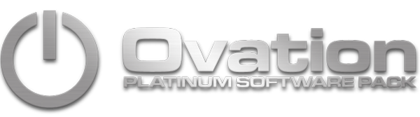 Picture of OVATION - Software Pack 64 bit - PLATINUM