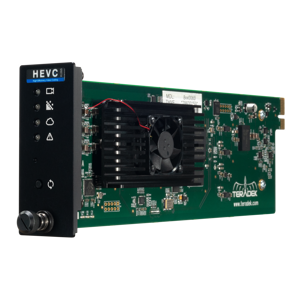 Picture of T-RAX HEVC/AVC Decoder Card